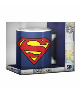 Copo Cerâmica logotipo do Superman, a DC Comics