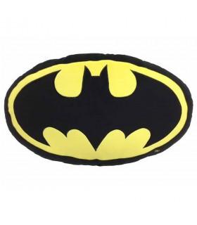 Almofada oval logo Batman, a DC Comics