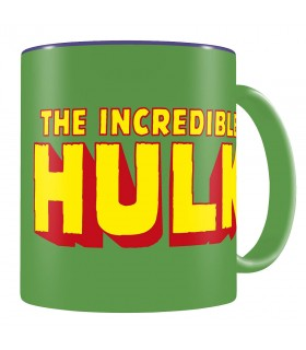 Copo logo Hulk, a Marvel Comics