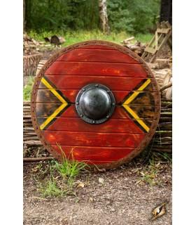 Escudo DESDE o Viking Thegn, látex
