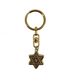 Key Estrela Damasquinado de Davi
