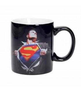 Caneca de cerâmica de Superman