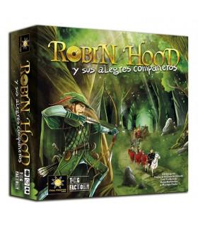 Jogo de mesa Robin Hood e seus alegres companheiros (em espanhol)