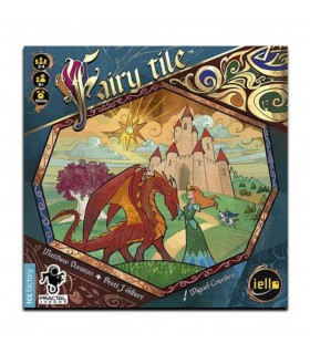 Jogo de mesa Fairy Tile, reino medieval (em espanhol)