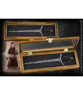 Katana espada Destruída, capitão de Nazguls, Hobbit