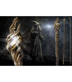 Cajado de Gandalf o Cinzento, o Senhor dos Anéis