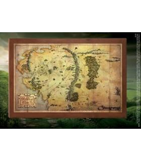 Caixa Mapa da Terra-Média, O Hobbit