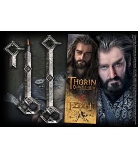Caneta esferográfica e Marca páginas chave de Durin, O Hobbit