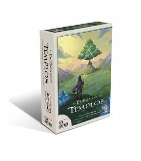 Jogo de mesa O Enigma dos Templos (em espanhol)