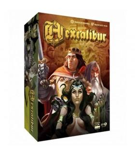 Jogo de mesa Hexcalibur (em espanhol)