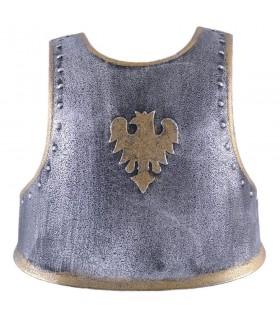 Colete Cavaleiro medieval para crianças