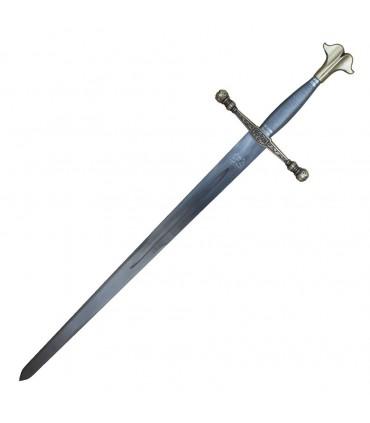 Espada de Carlos V da Marto Forjamento, bronze