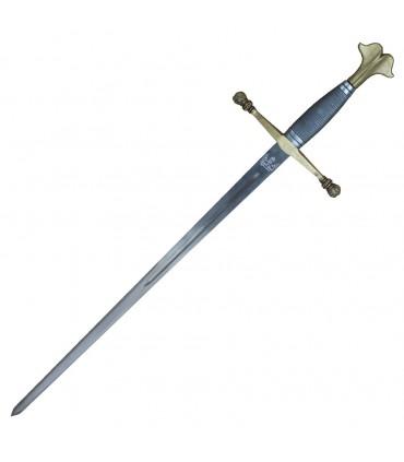 Espada cadete Carlos V Marto Forjamento