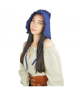 Crespina camponesa medieval modelo Silke
