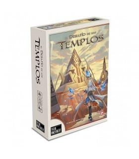 Jogo de mesa O Desafio dos Templos, em Português