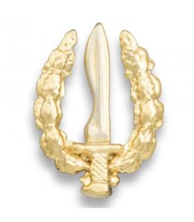 Logo pin emblema GOE