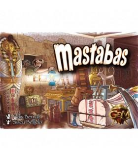 Jogo do mês Mastabas, em Português