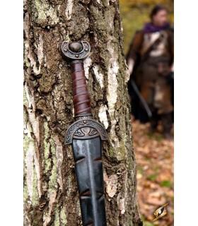 Espada Celta série Battleworn