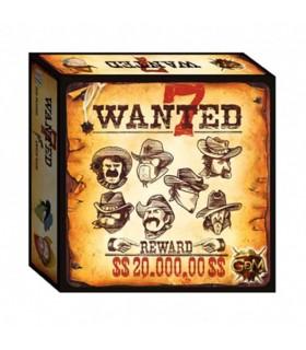 Jogo de mesa Wanted, em Português