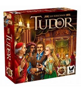 Jogo de mesa Dos Tudor, em Português