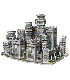 Quebra-cabeça 3D de Winterfell, Jogo de Tronos