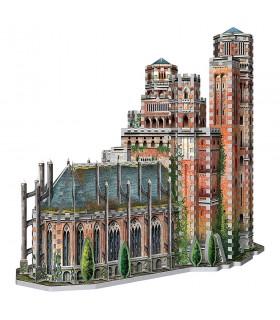 Quebra-cabeça 3D da Fortaleza Vermelha, Jogo de Tronos