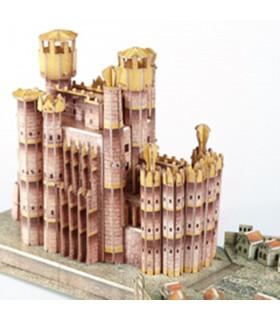 Quebra-cabeça 3D do Mapa Cais do Rei, Jogo de Tronos