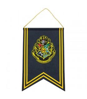 Bandeira de parede da Escola de Hogwarts, Harry Potter