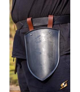 Escarcelas medievais de Escudeiro, acabamento preto