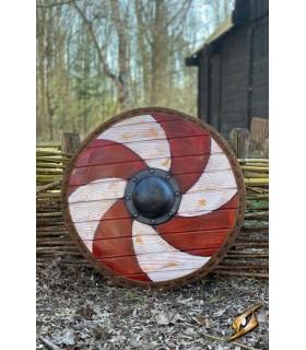 Escudo viking Thegn, DESDE