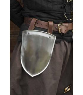 Escarcelas medievais de Escudeiro, acabamento polido