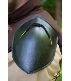 Ombreiras medievais simples Escudeiro, acabamento escuro