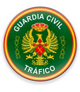 Ímã Guarda Civil de Tráfego para geladeira