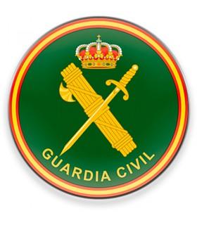 Ímã Guarda Civil para geladeira