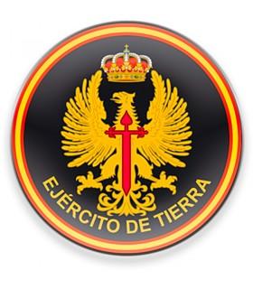 Ímã Exército de Terra Espanhol para geladeira
