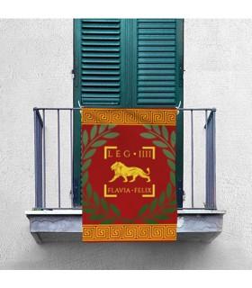 Estandarte Legio IV Flavia Felix Romana (70x100 cms.)