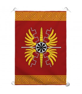 Estandarte Romano para interiores e exteriores (70x100 cms.)