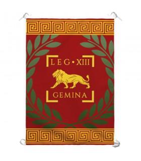 Estandarte Legio XIII Gemina Romana (70x100 cms.)