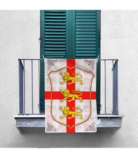 Banner Richard I Coração do Leão (70 x 100 cm)