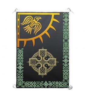 Estandarte viking Merki de Odin (70x100 cms.)