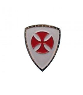 Ímã Escudo dos Cruzados, 5 cm