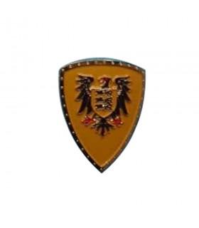 Ímã Escudo Barbarossa, 5 cm