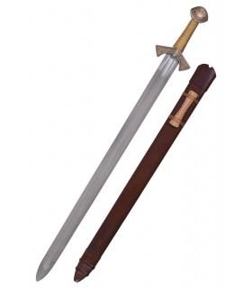 Espada Langeid com bainha, século XI