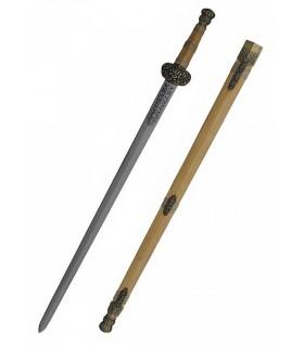 Espada Budista De Shaolin Dharma