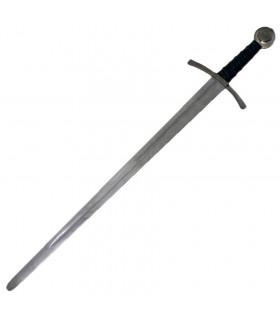 Espada gótica funcional uma mão