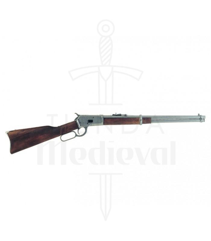 Mod92 carabina fabricado pela winchester eua 1892 loja medieval mod92 fabricado pela rifle winchester eua 1892 fandeluxe Image collections