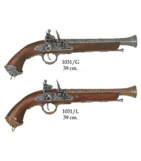 Italiano do século XVIII pistola