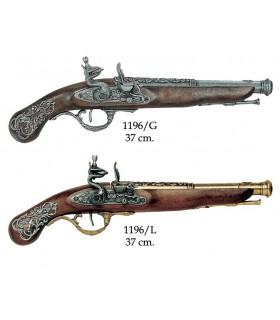 Século XVIII Inglês pistol