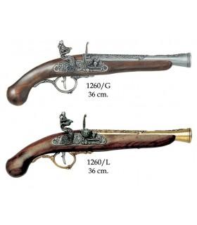 pistola alemã, do século XVII