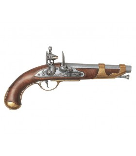 pistola cavalaria francesa, 1800